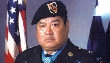 Master Sergeant Cleto Rodriguez