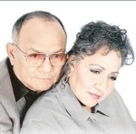 Freddy and Ninfa Garcia