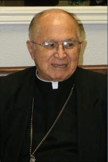 Archbishop Patrick Flores