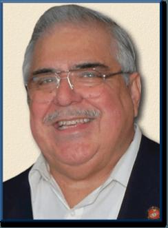 Commissioner Paul Elizondo