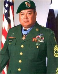 Master Sgt. Raul Perez Roy Benavidez